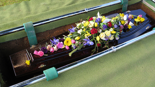 bereavement leave - funeral photi